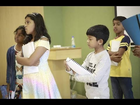 Actors Surya Jothika Daughter Diya & Son Dev Rare School Pictures