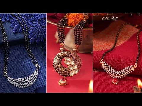 Latest Gold Mangalsutra Designs Collection Mangalsutra