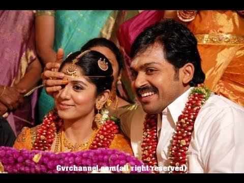 Actor Gokulan weds Dhanya
