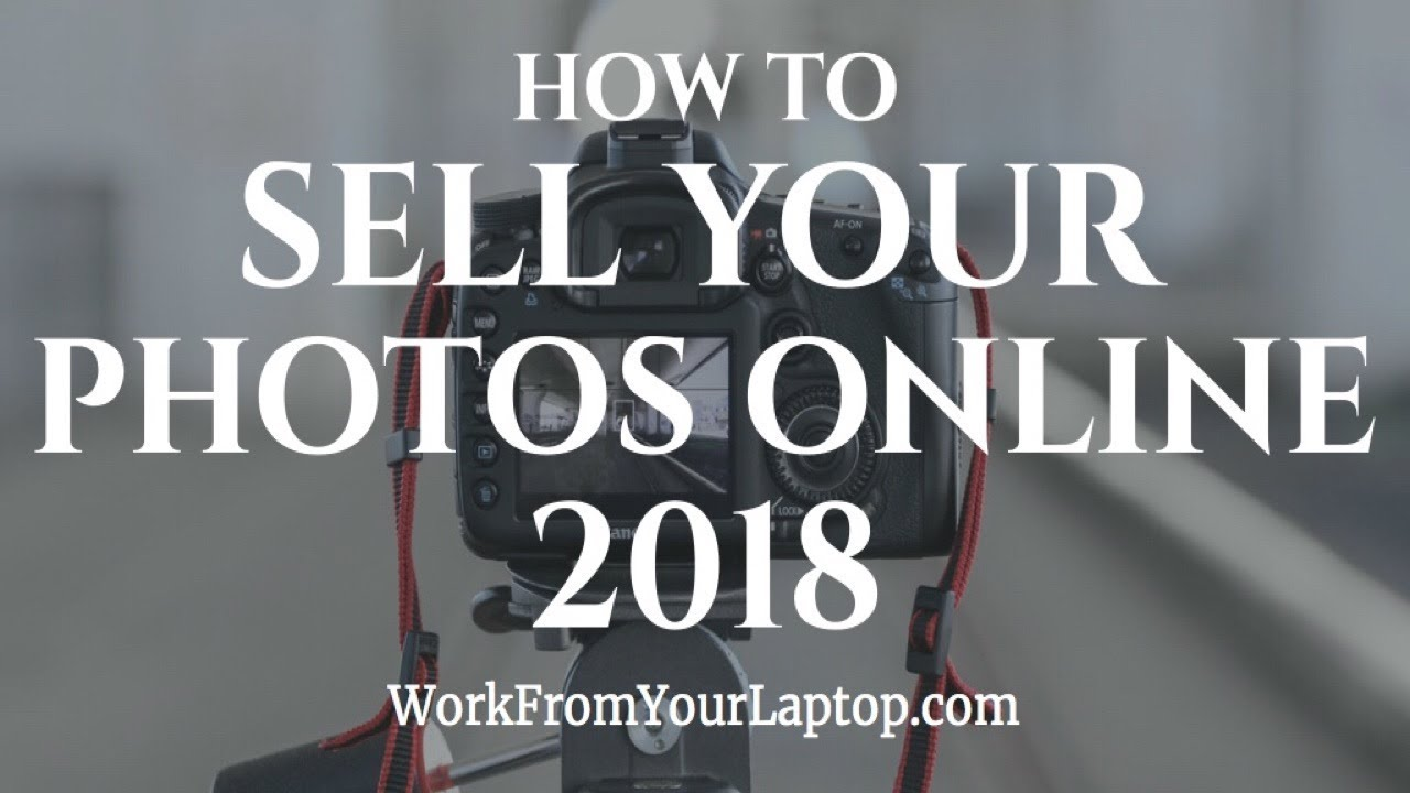 How To Sell My Photos Online 2018 - 5 Best Sites for Photographers - DSLR  Guru
