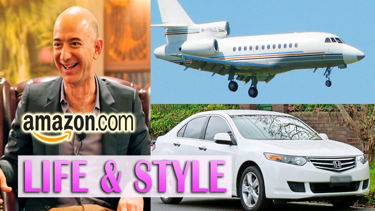 Jeff Bezos Amazon Life Story Net Worth Cars House Private Jets Lifestyle Amazon Dslr Guru